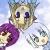 第十三代TOP繪--NEKO、堇、愛麗絲  2005.10.24~2005.12.05
